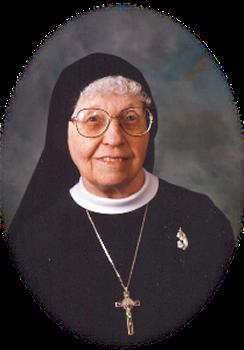 Sister Margaret Marincel, OSB
